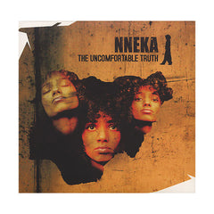 "<!--020100202019848-->Nneka - 'The Uncomfortable Truth EP' [(Black) 7"" Vinyl Single [2x7""]]"