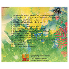 Various Artists - 'Digi Crates Compilation Vol. 1' [CD]