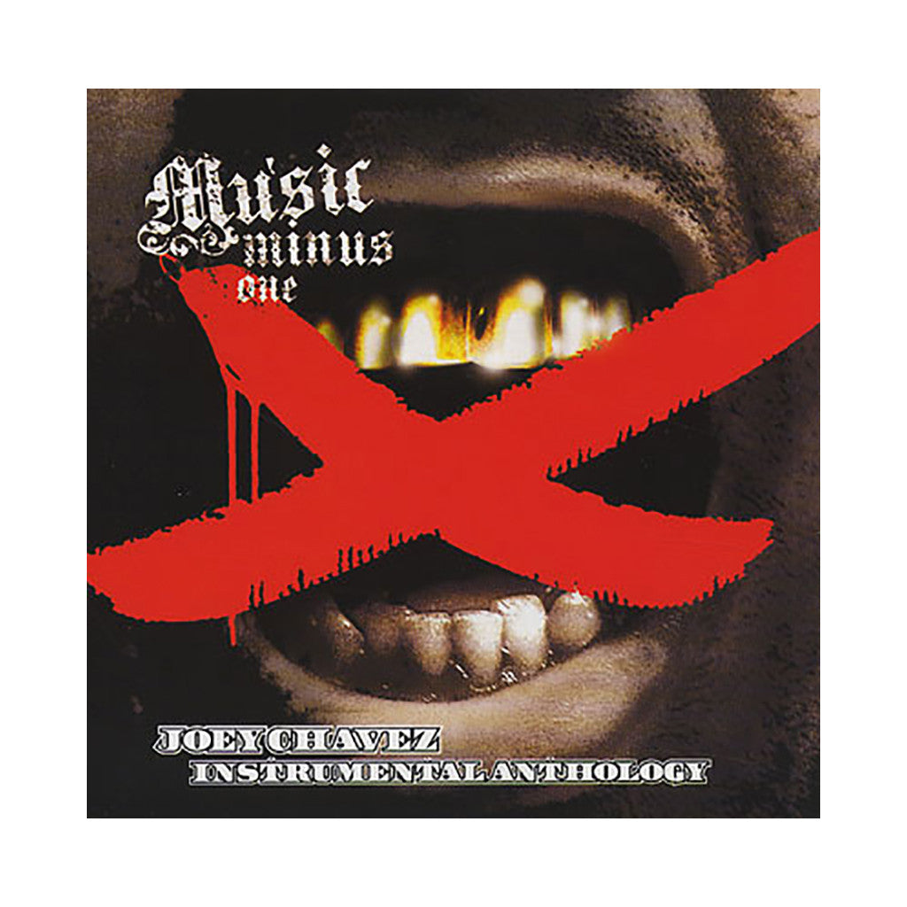 Joey Chavez - 'Music Minus One: Instrumental Anthology' [CD]