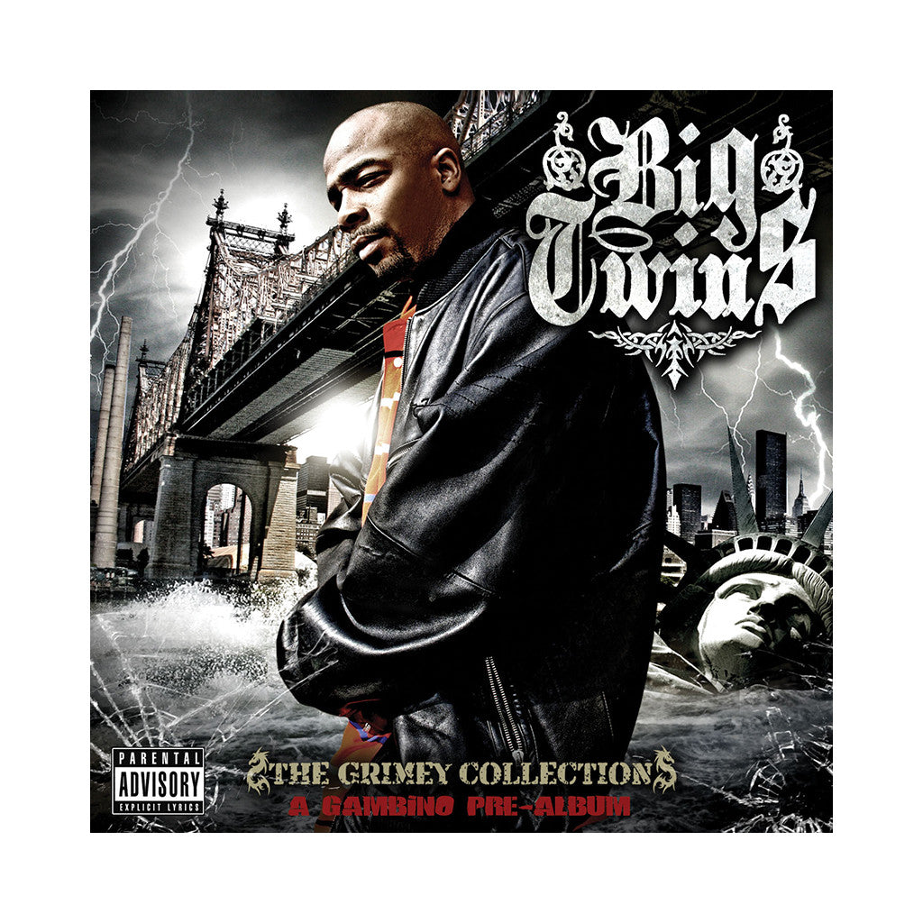 Big Twins - 'The Grimey Collection' [CD]