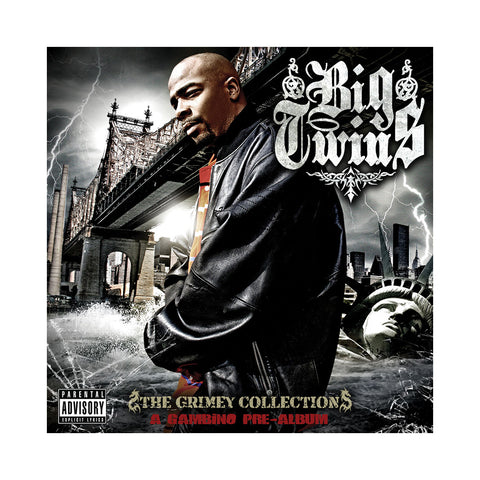 "[""Big Twins - 'The Grimey Collection' [CD]""]"