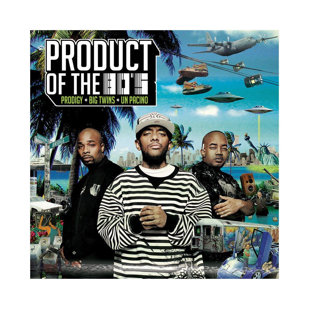 Prodigy - 'Product Of The 80's' [CD]