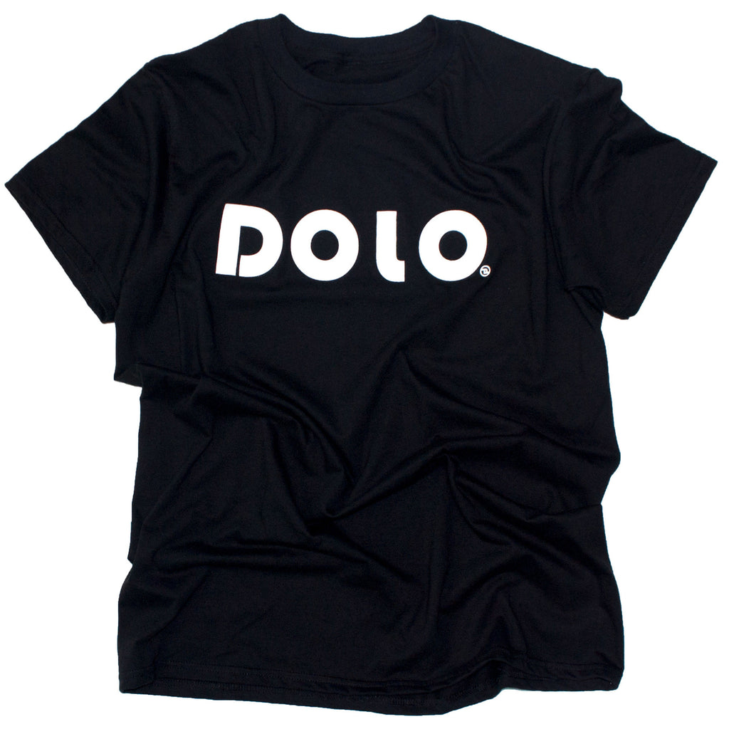 <!--2014043043-->Dolo Clothing - 'Dolo Signature' [(Black) T-Shirt]