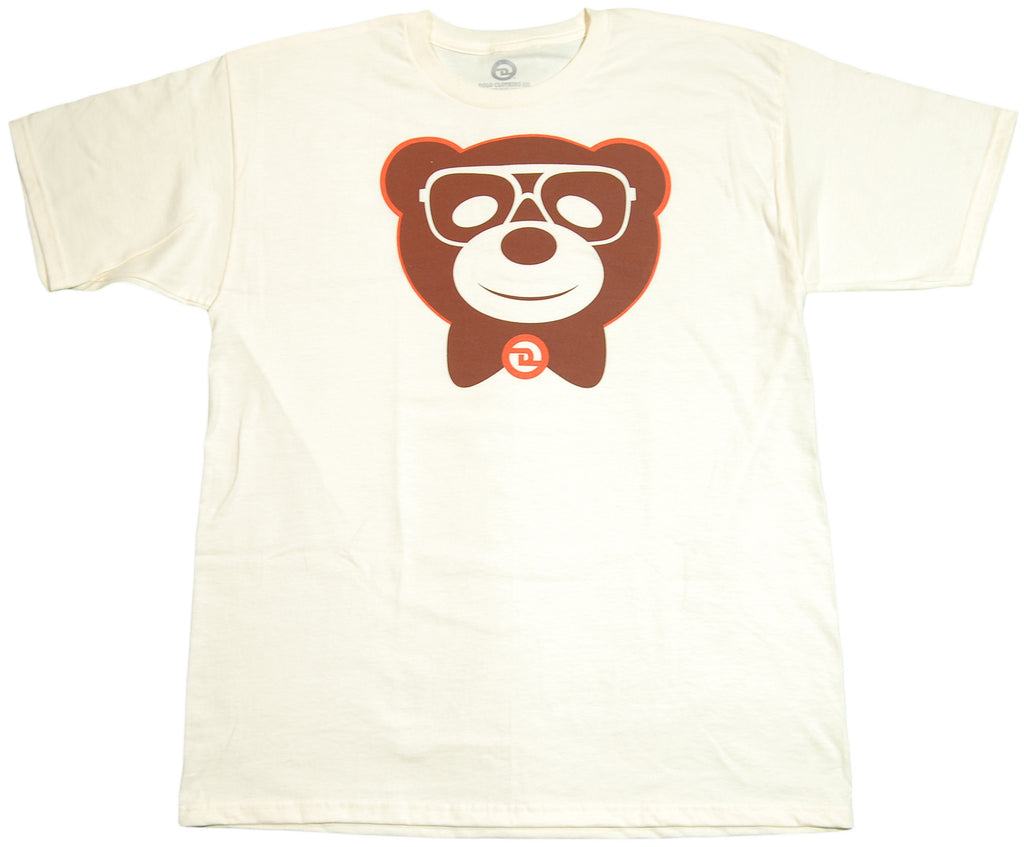 <!--2011052455-->Dolo Clothing - 'Dolo Bear' [(Natural) T-Shirt]
