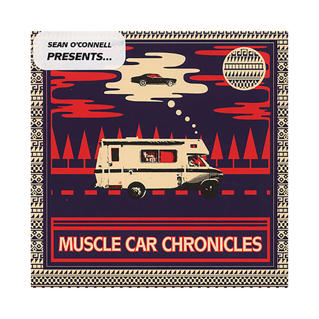 Curren$y & Sean O'Connell - 'Muscle Car Chronicles' [CD [2CD]]