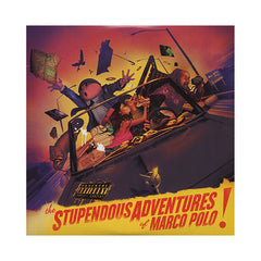 <!--2010062950-->Marco Polo - 'The Stupendous Adventures Of Marco Polo' [(Black) Vinyl [2LP]]