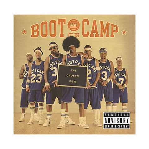 Boot Camp Clik - 'The Chosen Few' [CD]