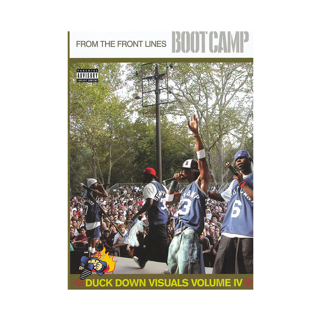 <!--120030717004425-->Boot Camp Clik - 'Duck Down Visuals Vol. IV (From The Front Lines)' [DVD]