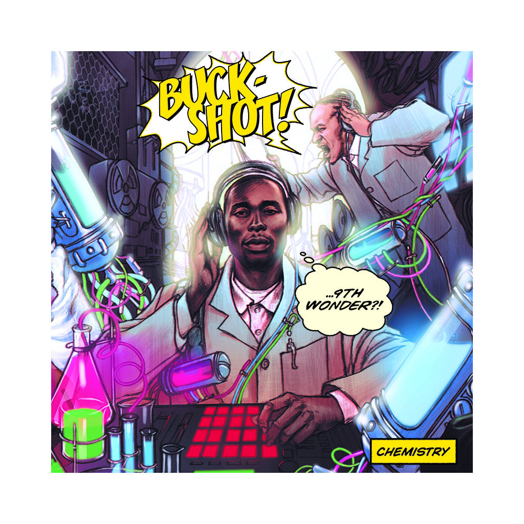 <!--2005070440-->9th Wonder & Buckshot - 'Side Talk (INSTRUMENTAL)' [Streaming Audio]