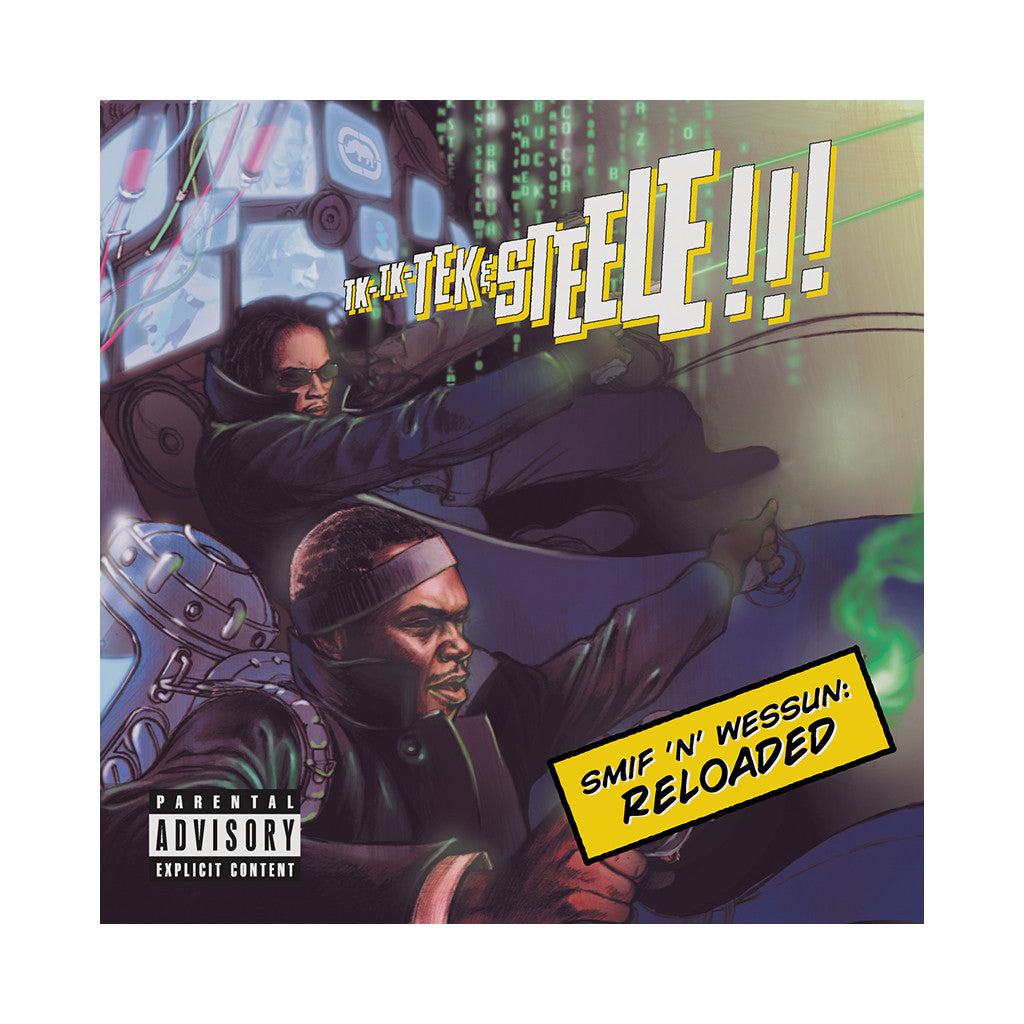 <!--2005051348-->Smif-N-Wessun - 'Swollen Tank' [Streaming Audio]