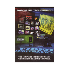 <!--020060307006849-->Boot Camp Clik - 'Video Surveillance' [DVD]