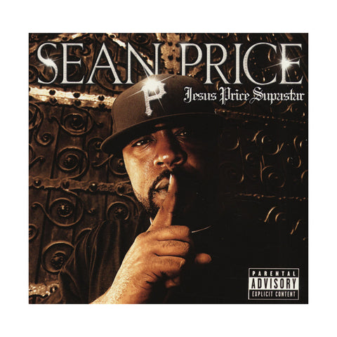 "[""Sean Price - 'Jesus Price Supastar (Re-Issue)' [(Black) Vinyl [2LP]]""]"