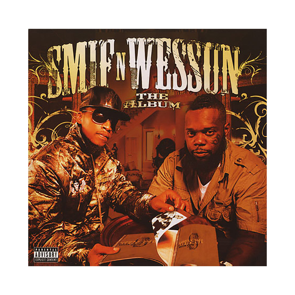 <!--120071023010647-->Smif-N-Wessun - 'The Album' [CD]