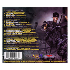 <!--020080520012809-->Rock - 'Shell Shock' [CD]