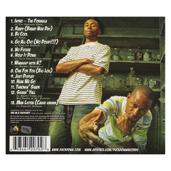 9th Wonder & Buckshot - 'The Formula' [CD]