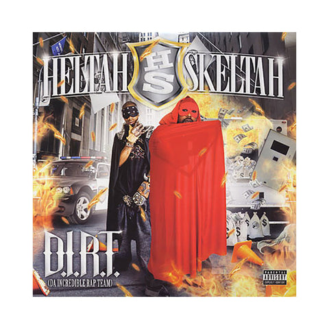 Heltah Skeltah - 'D.I.R.T. (Da Incredible Rap Team)' [(Black) Vinyl [2LP]]