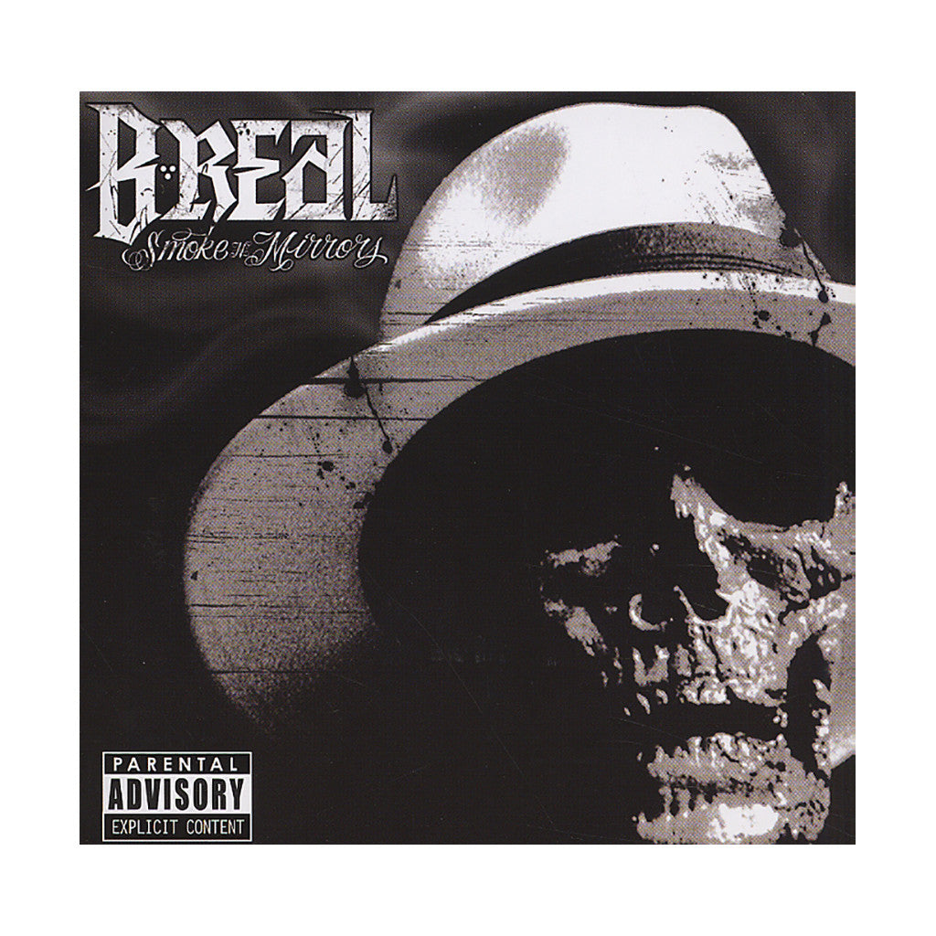 <!--2009022439-->B-Real - 'Smoke N Mirrors' [CD]