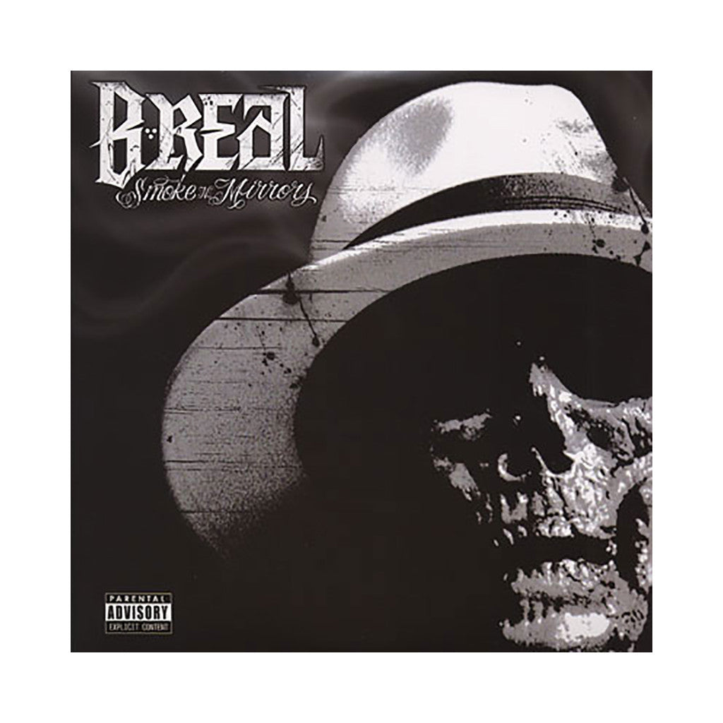 B-Real - 'Smoke N Mirrors' [(Black) Vinyl [2LP]]