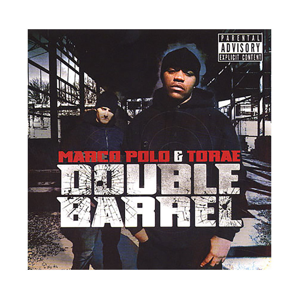 Marco Polo & Torae - 'Double Barrel' [CD]