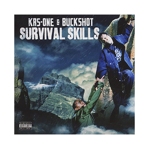 KRS-One & Buckshot - 'Survival Skills' [CD]