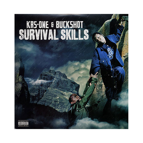 KRS-One & Buckshot - 'Survival Skills' [(Black) Vinyl [2LP]]