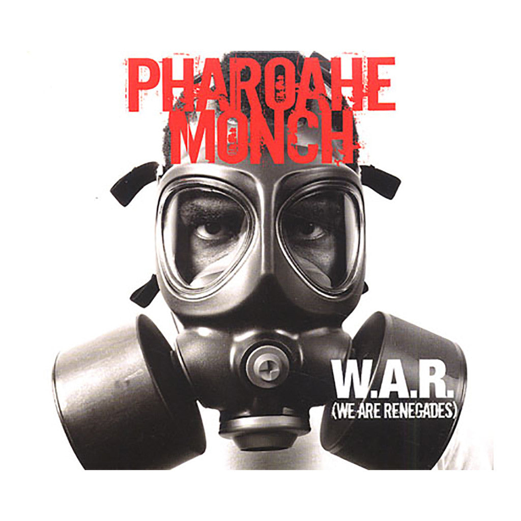 Pharoahe Monch - 'W.A.R. (We Are Renegades)' [CD]