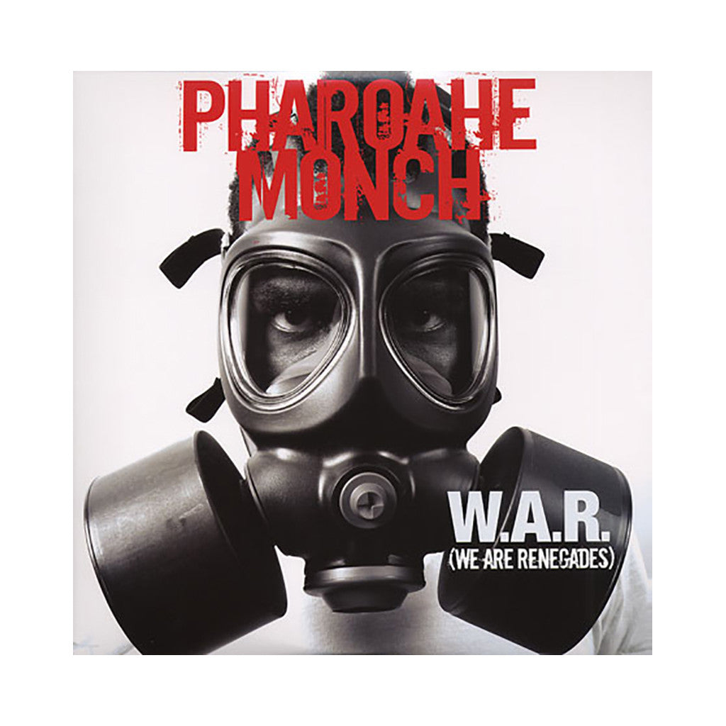 Pharoahe Monch - 'W.A.R. (We Are Renegades)' [(Black) Vinyl [2LP]]