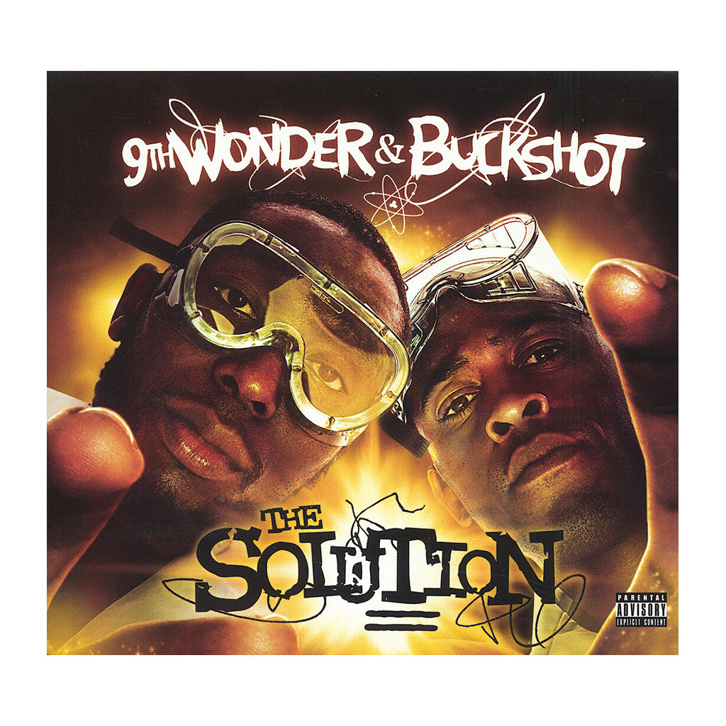 <!--2012110910-->9th Wonder & Buckshot - 'Crazy' [Streaming Audio]