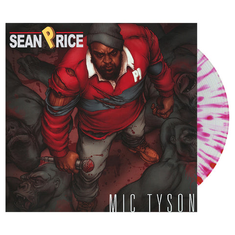 Sean Price - 'Mic Tyson (Deluxe Ape Blood Edition)' [(Red Splatter) Vinyl [2LP]]