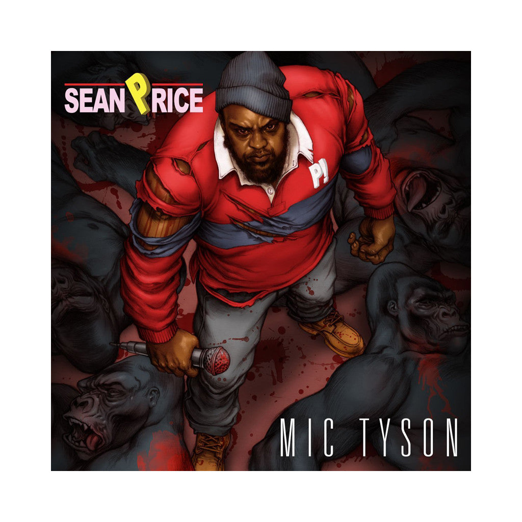 <!--120170421074790-->Sean Price - 'Mic Tyson (Re-Issue)' [(Black) Vinyl [2LP]]