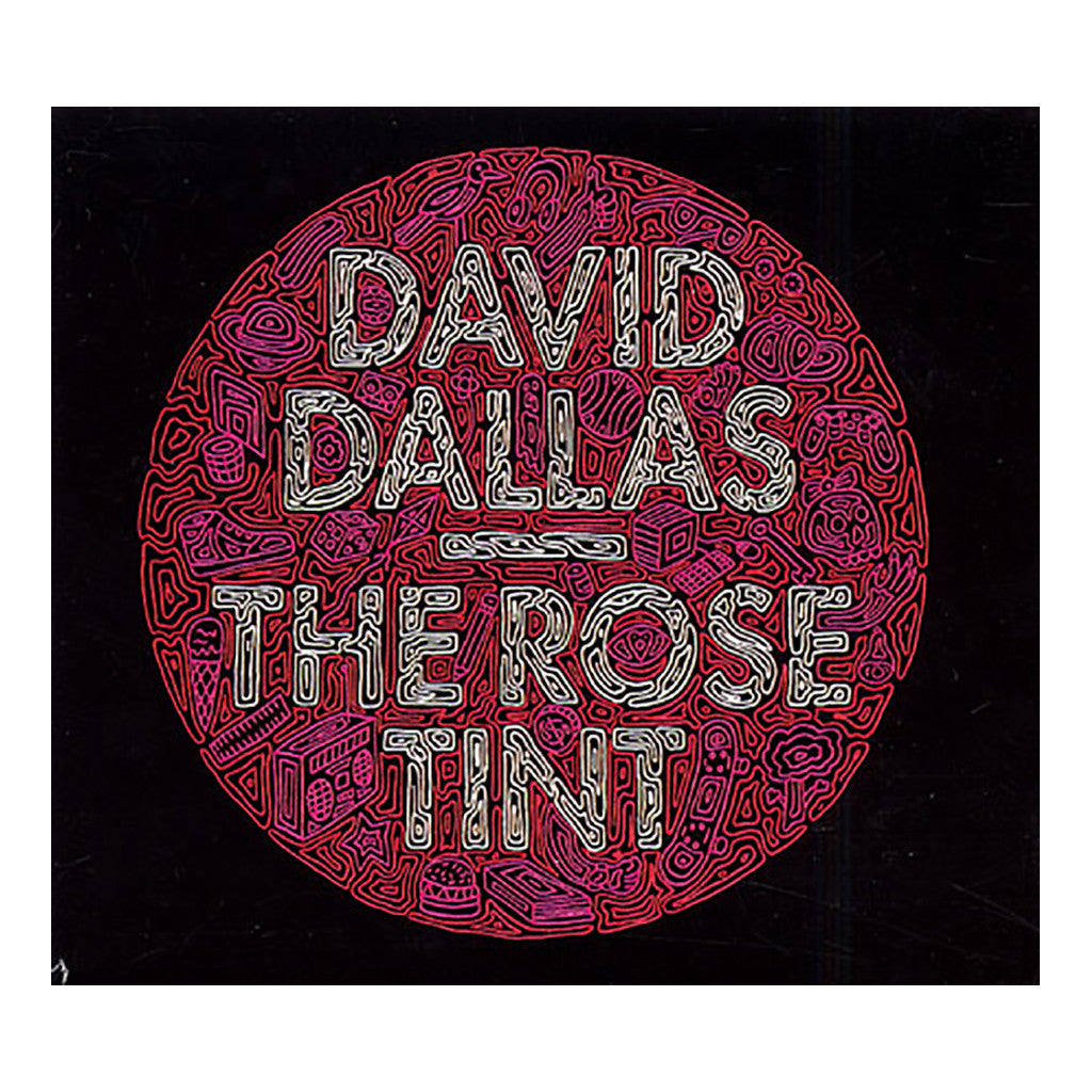 <!--020111108037295-->David Dallas - 'The Rose Tint' [CD [2CD]]