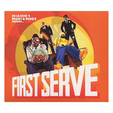 "[""First Serve - 'First Serve' [CD]""]"