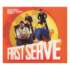 <!--120120403041148-->First Serve - 'First Serve' [CD]