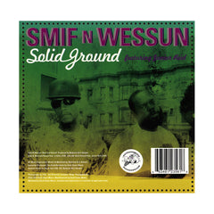 "<!--2014012122-->Smif-N-Wessun - 'Born And Raised/ Solid Ground' [(Black) 7"" Vinyl Single]"