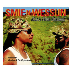 <!--120140121061807-->Smif-N-Wessun - 'Born And Raised EP' [CD]