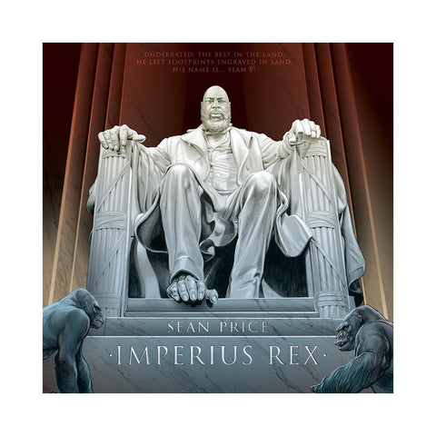 "[""Sean Price - 'Imperius Rex' [(Marble Gray) Vinyl [2LP]]""]"