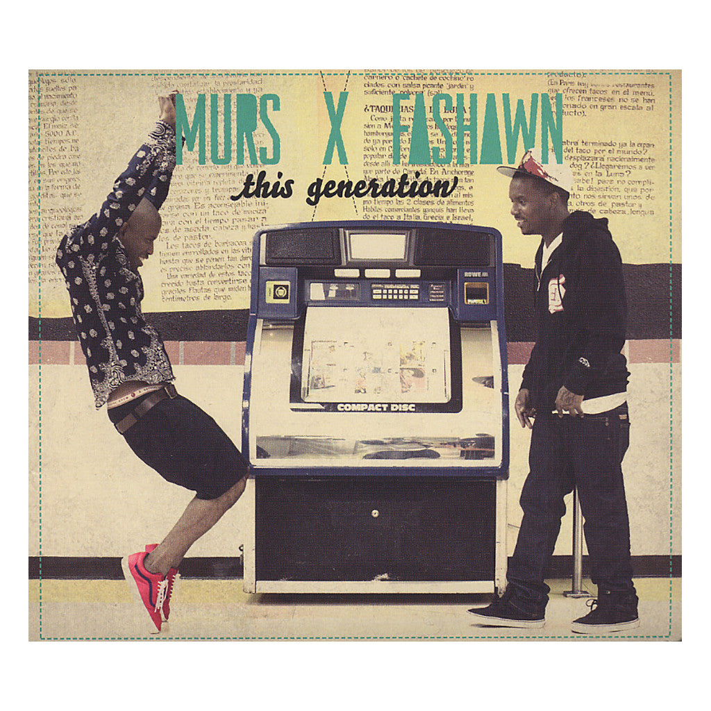 <!--2012101047-->Murs & Fashawn - 'Yellow Tape' [Streaming Audio]