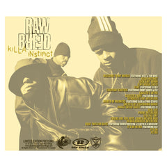 Raw Breed - 'Killa Instinct' [CD]