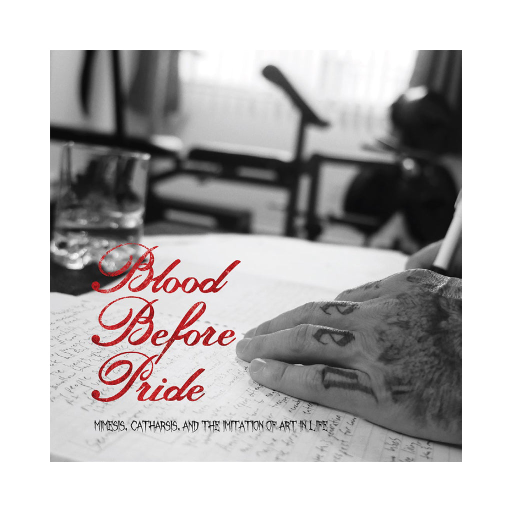Blood Before Pride - 'Mimesis, Catharsis, And The Imitation Of Art In Life' [CD]