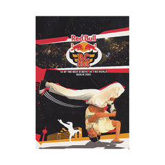 <!--020060926008127-->Red Bull BC One - 'Red Bull BC One: Berlin 2005' [DVD]