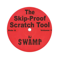 DJ Swamp - 'Skip-Proof Scratch Tool Vol. 1' [(Black) Vinyl [2LP]]