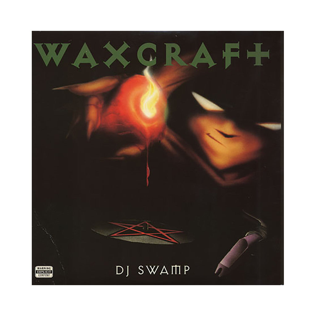 <!--019980101012288-->DJ Swamp - 'Waxcraft' [(Black) Vinyl [2LP]]