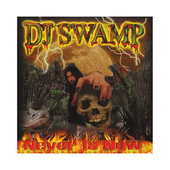 <!--020010101012301-->DJ Swamp - 'Never Is Now' [(Black) Vinyl [2LP]]