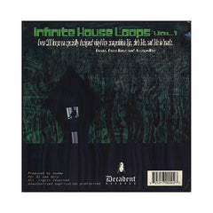 DJ Swamp - 'Infinite House Loops Vol. 1' [(Black) Vinyl [2LP]]