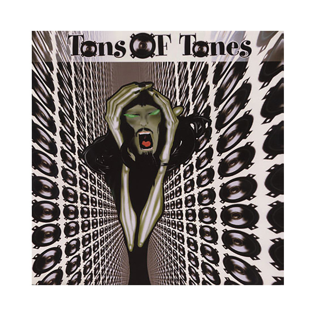 <!--020070101012289-->DJ Swamp - 'Tons Of Tones' [(Black) Vinyl LP]