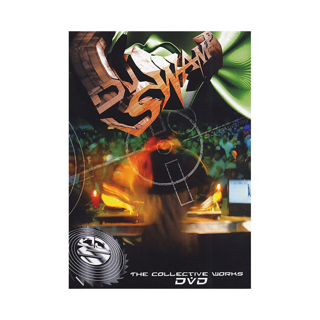 DJ Swamp - 'The Collective Works' [DVD]