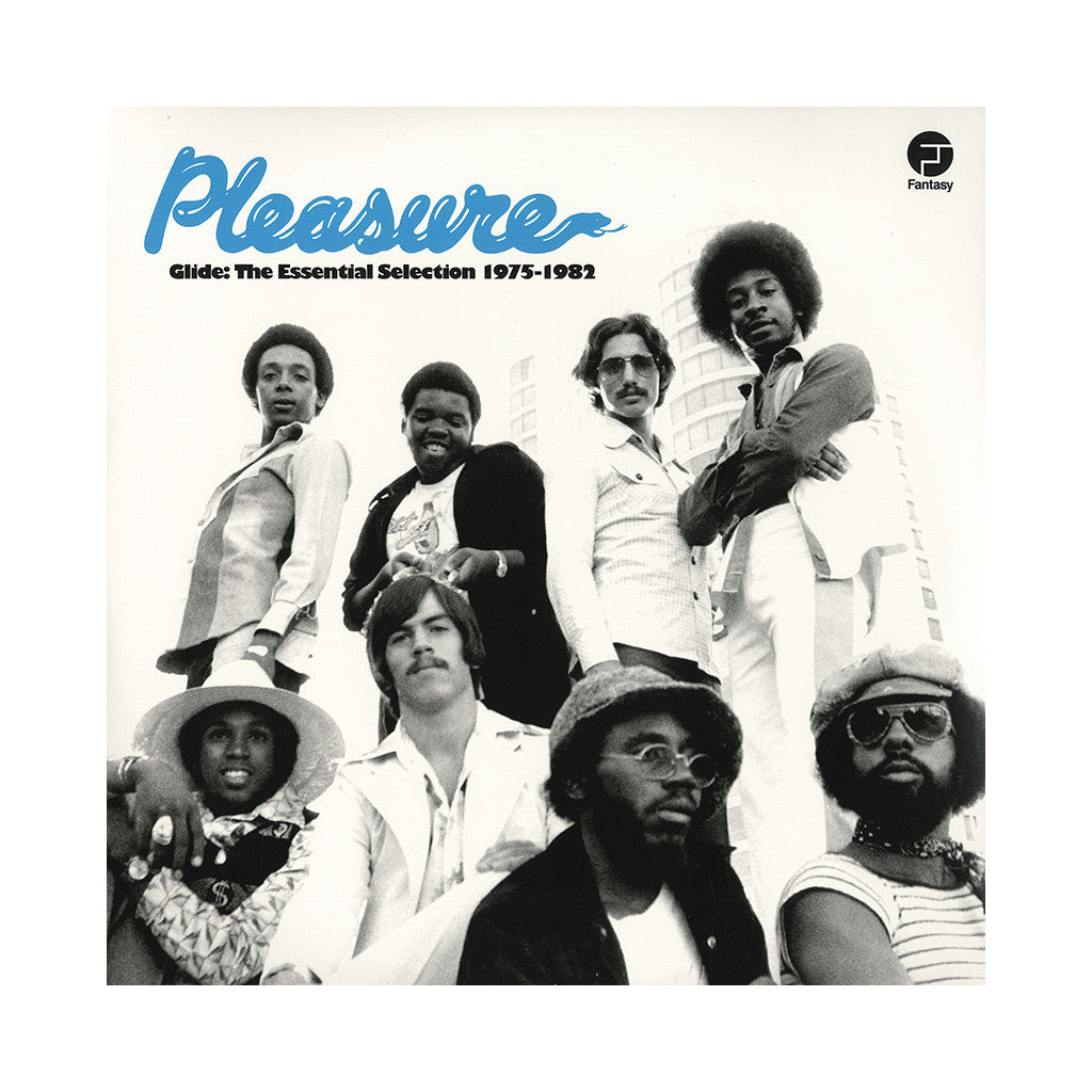 <!--2013091715-->Pleasure - 'Glide: The Essential Selection 1975-1982' [CD [2CD]]