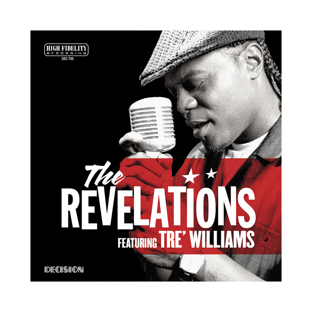 The Revelations - 'The Bleeding Edge' [CD]