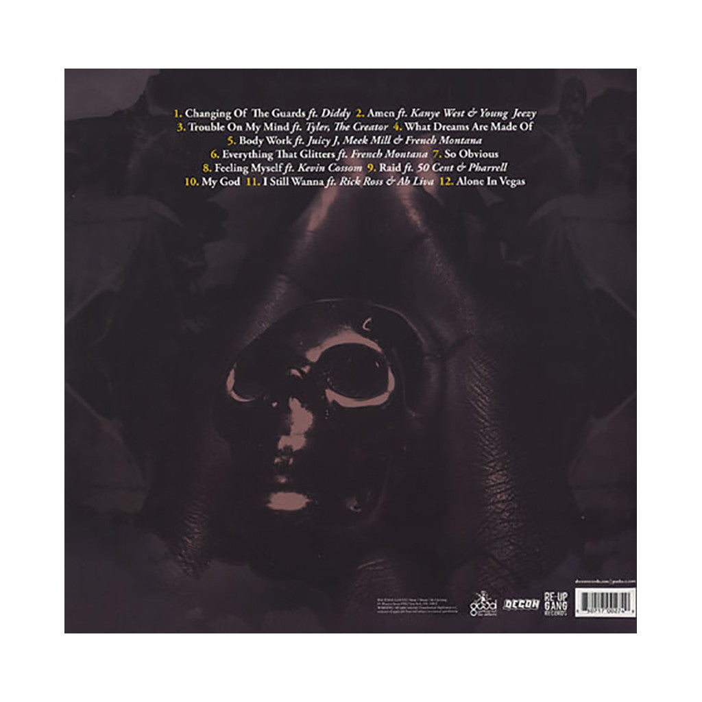 <!--020120131040704-->Pusha T - 'Fear Of God II: Let Us Pray' [(Black) Vinyl [2LP]]