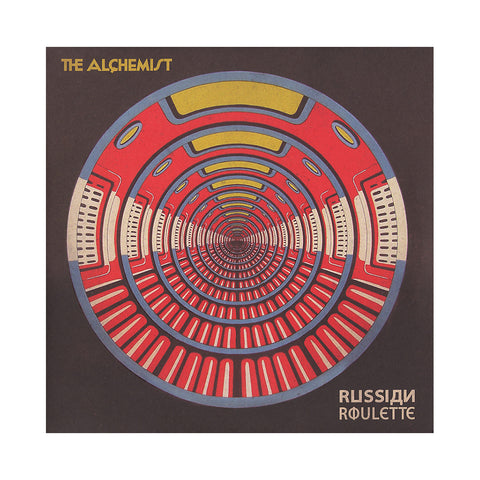 Alchemist - 'Russian Roulette (Re-Release)' [(Black) Vinyl [2LP]]